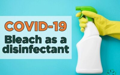 Chlorine Levels for Pool Surface Disinfection for COVID-19
