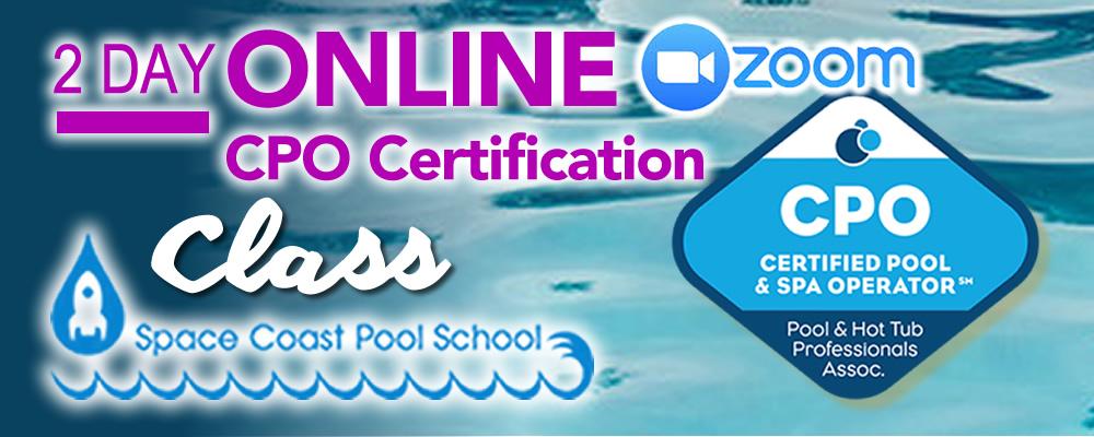 February 26-27, 2021-Full 2 Day Online CPO