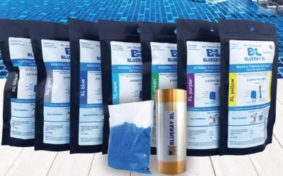 Blueray XL, the new adjuvant for pools.